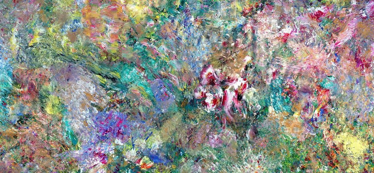 28 SUEÑOS REALIZADOS - Acrílico sobre Lienzo - 2,20 cm x 1 m - (Sa Possessió) - Mallorca - Abril 2015jpg (1)